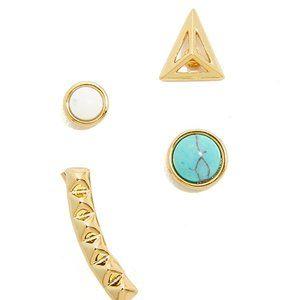 NEW 12K Rebecca Minkoff Earrings